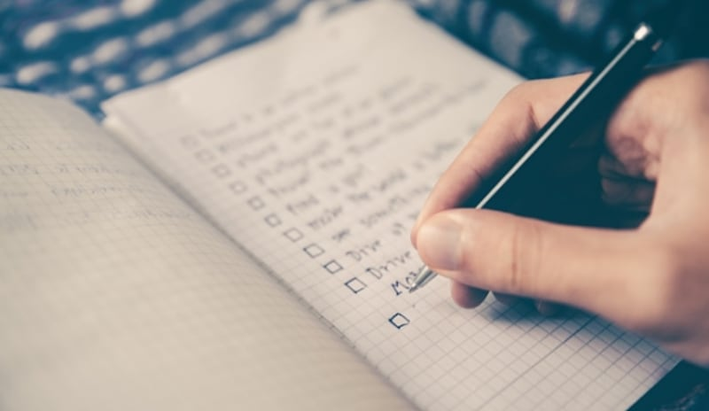 The Post-Audition Checklist Every Actor Needs