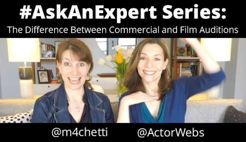 The Difference Between Commercial and Film Auditions