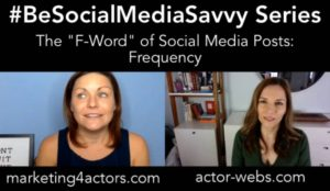 "The ""F-Word"" of Social Media Posts: Frequency"