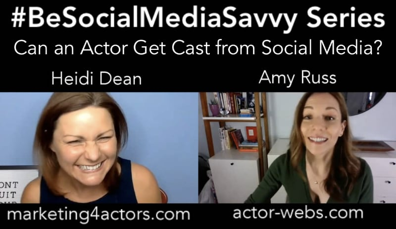 Can An Actor Get Cast from Social Media?