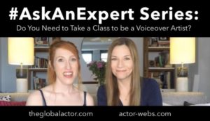 Do You Need to Take Class to be a Voiceover Artist?