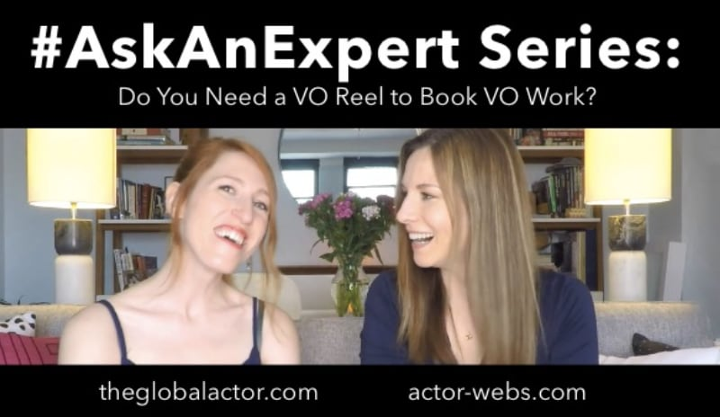 Do You Need a VO Reel to Book VO Work?