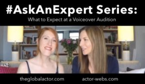 What to Expect at a Voiceover Audition