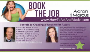Secrets for Creating a Website for Actors